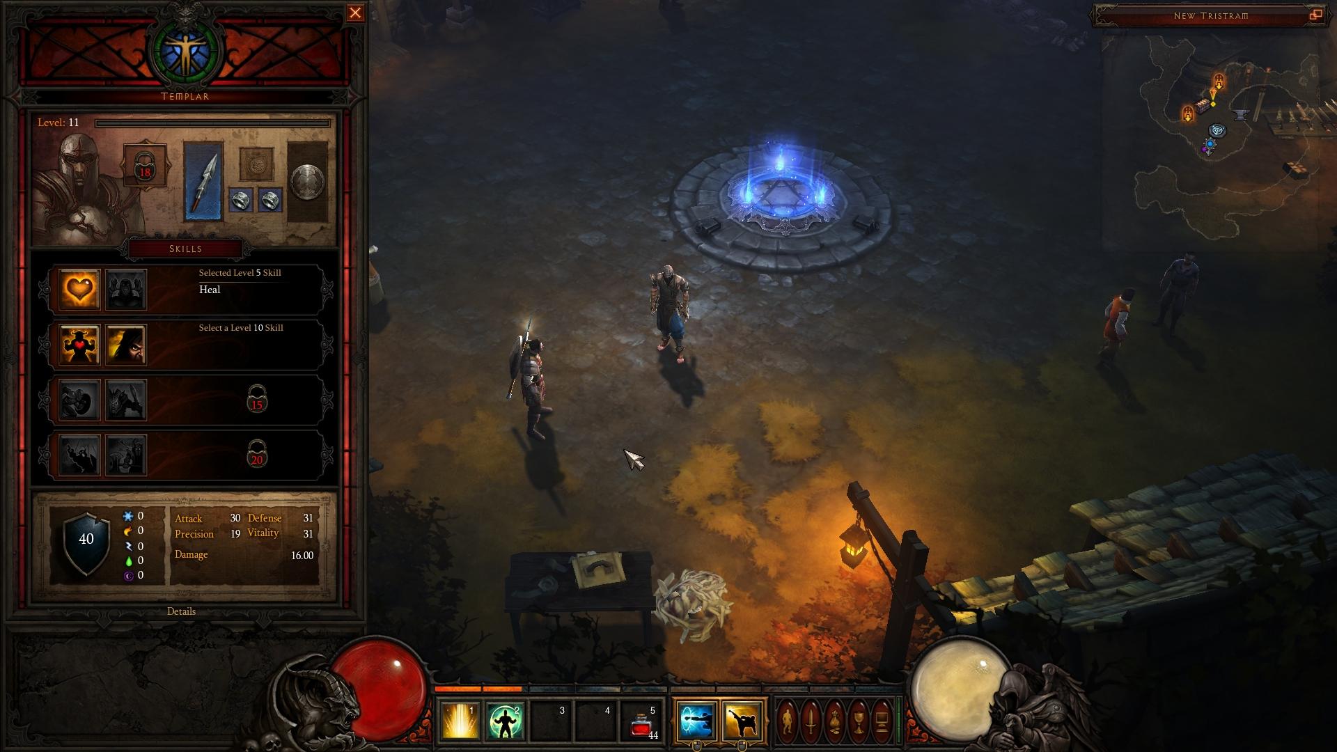 Diablo 3 Begleiter