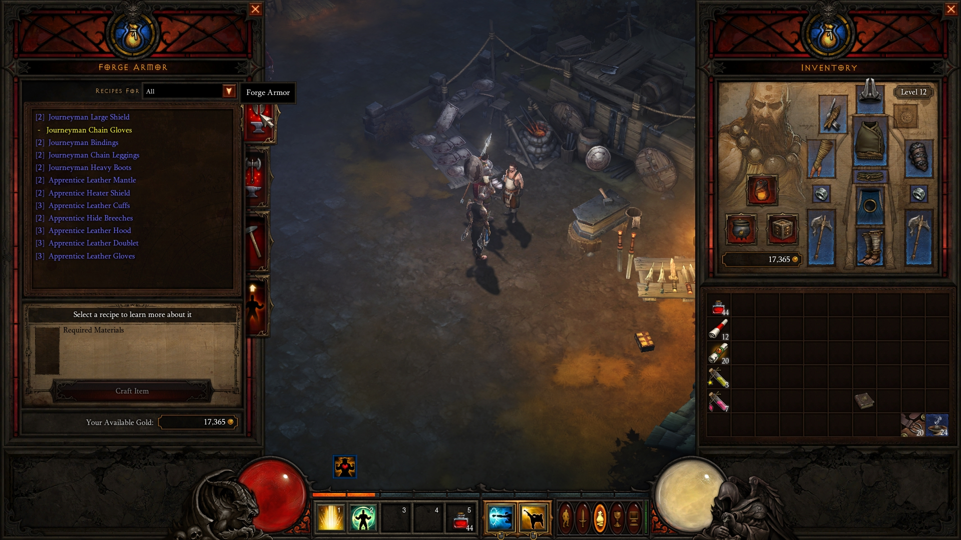 Diablo 3 Crafting 2