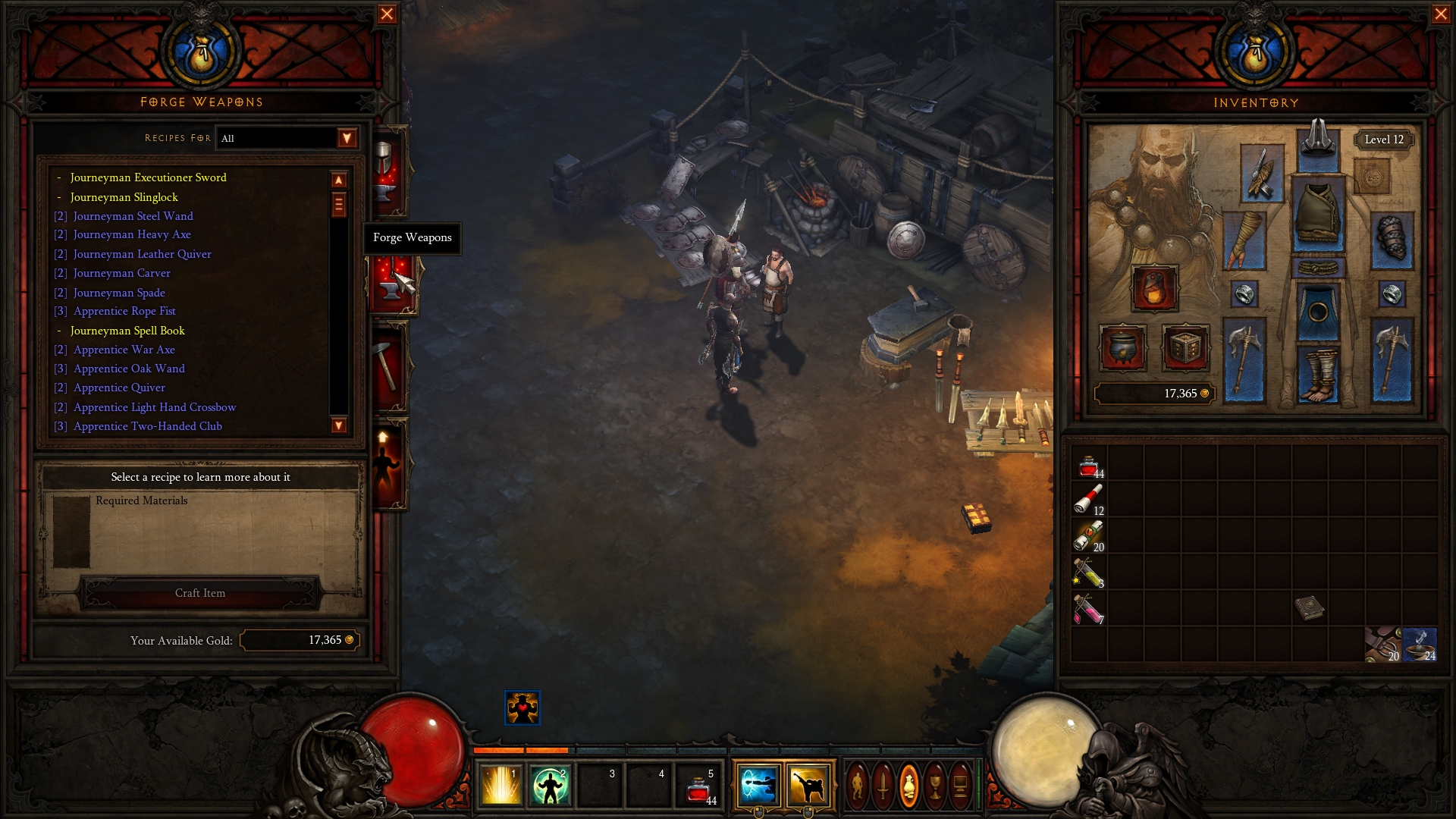 Diablo 3 Crafting 3