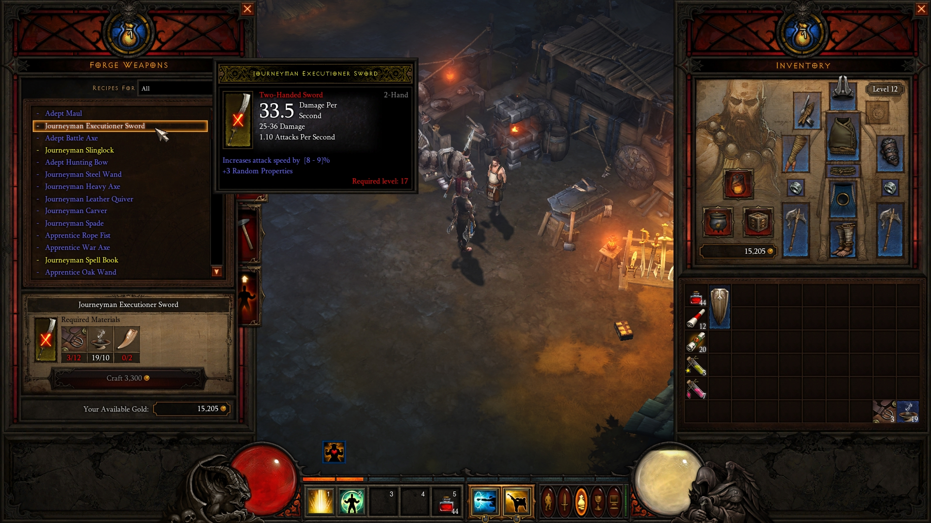 Diablo 3 Crafting 4