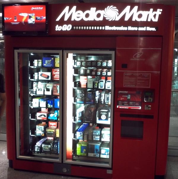 MediaMarkt Automat