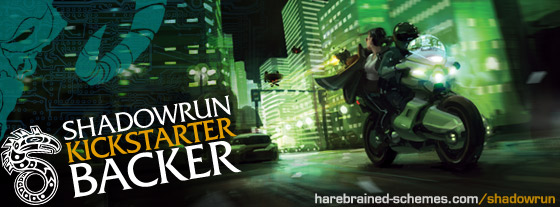 I am a Shadowrun Backer